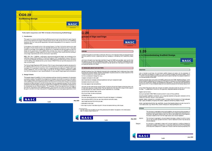 New NASC Guidance Published