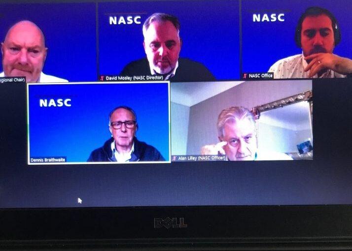 First Virtual Regional Meetings Held