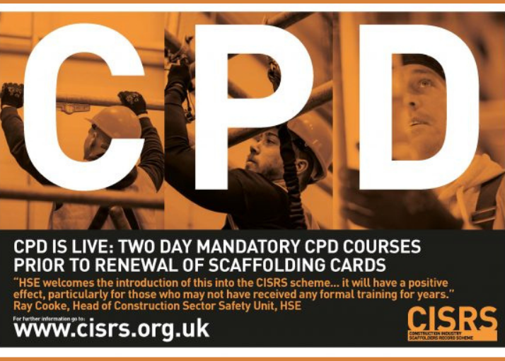 Have Your Say on CISRS CPD